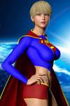 Supergirl Reworked