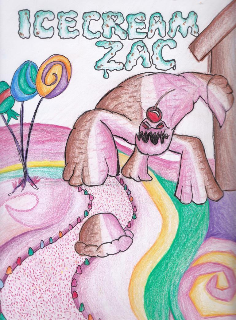Ice Cream Zac by lulu-kitten