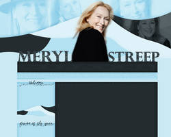 Meryl Streep layout 5 by VelvetHorse