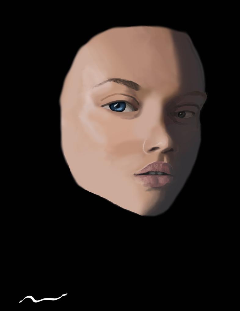 Paint Study by HarvestRecruit