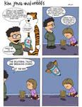Kim Jong and Hobbes