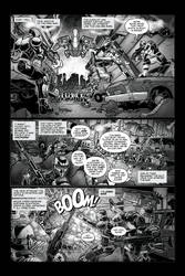 Invisible Webs #1 - Page 1