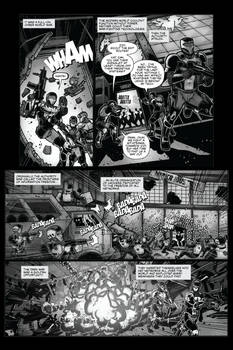 Invisible Webs #1 - Page 2