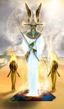 Osiris by bobgreyvenstein