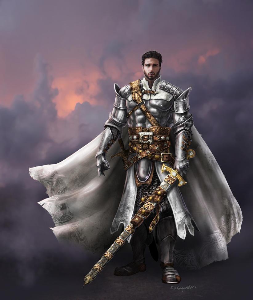 The White Knight by bobgreyvenstein on DeviantArt