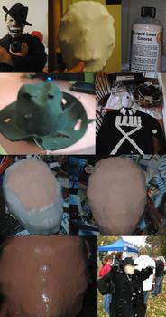 Black Lantern Construction