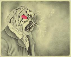 The Opera Singer by LadyOrlandoArt