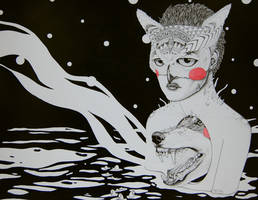 Nahuales by LadyOrlandoArt