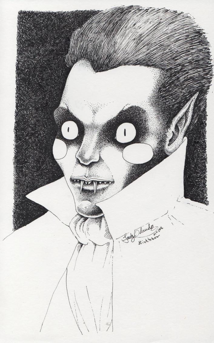 Dracula by LadyOrlandoArt