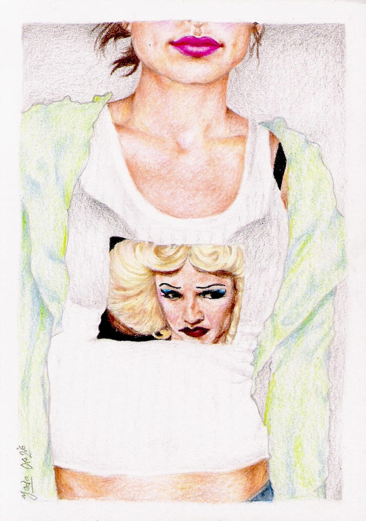 Hedwig's t-shirt by LadyOrlandoArt
