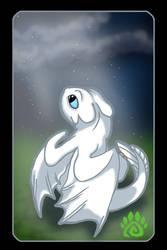 Baby Light Fury by dream-paw