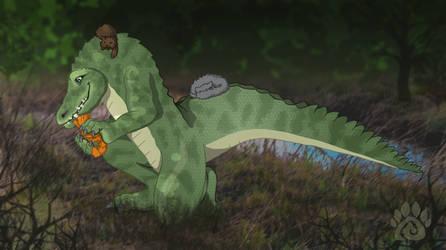 Kane Croc by dream-paw