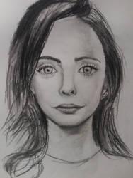 Kristen ritter - portrait