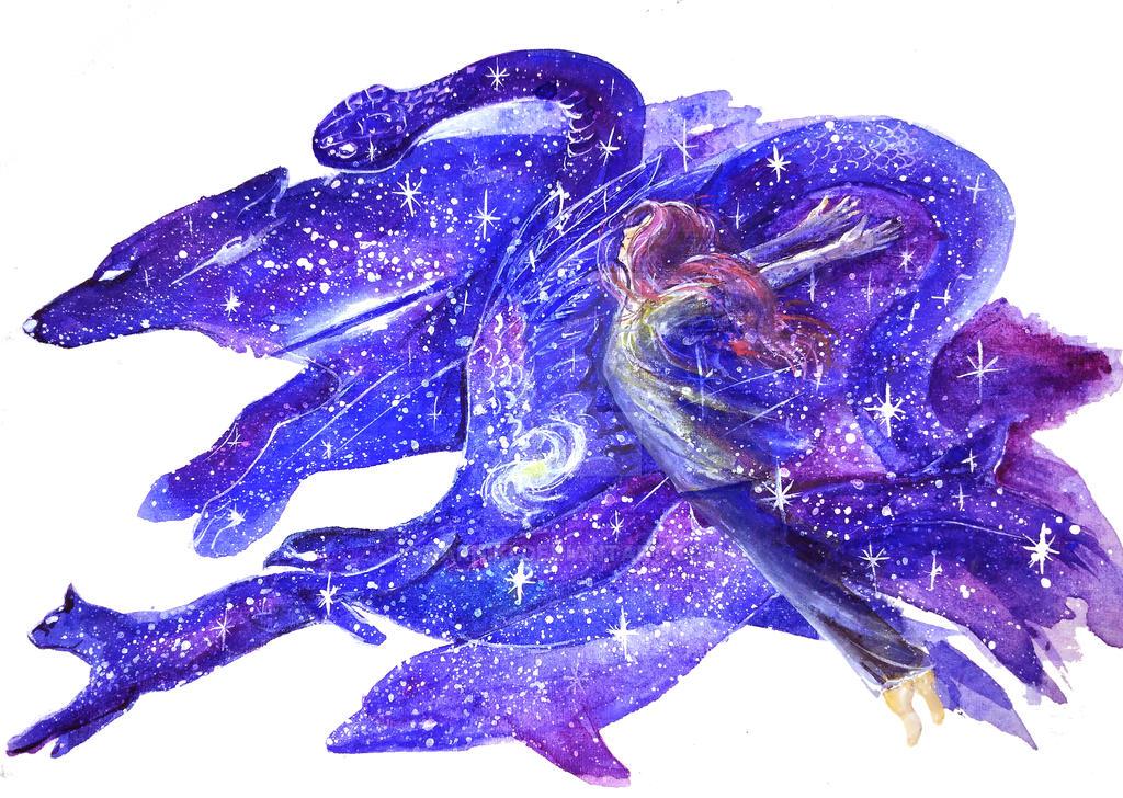 Space-4 by DarNiki