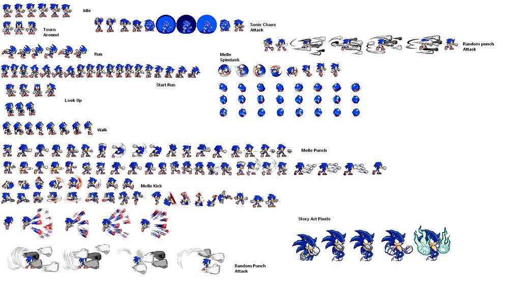 Sonic The Hedgehog Sheets Universalcouncil Info