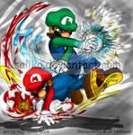 Mario: FIRE - THUNDERRR