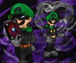 Mario: Wielder of Darkness