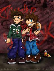 Mario: Thx for the Rocking100K by saiiko