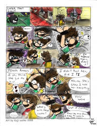 Mario: Brotherly Love -Ch2-16- by saiiko