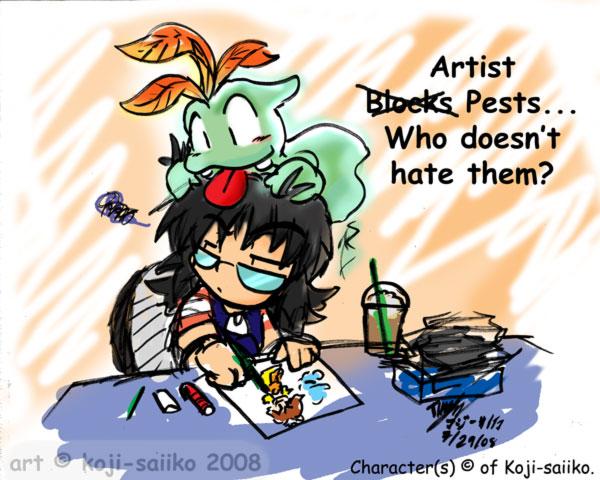 Koji: Head Meme by saiiko