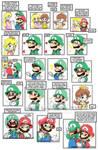Mario: I'd LYTM - Comic Swap