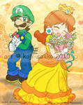 Mario: Secret Admirer