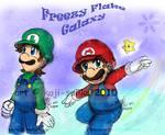 Mario: Freezy Flake Galaxy