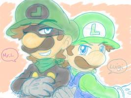 Mario: Miss Us? C:}:D