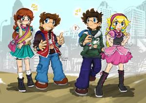 Mario: School's Out