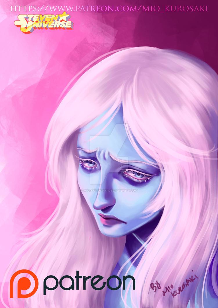 Blue Diamond by Mio-Kurosaki