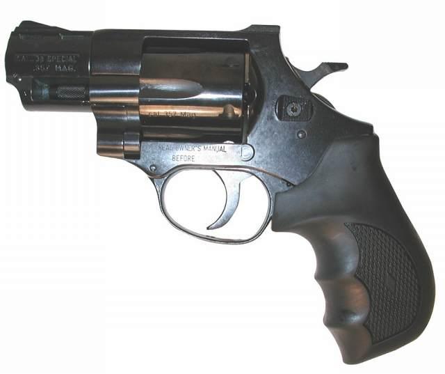357 Magnum 357 magnum w: 2'' barrel by