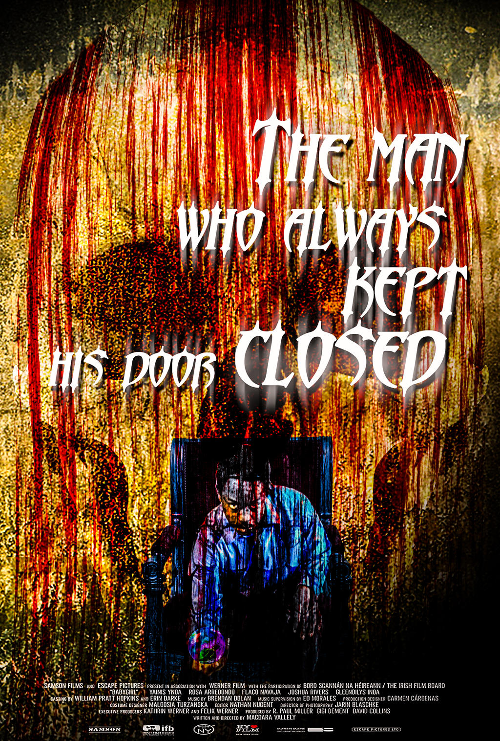 The man who always kepy has door closed (2)