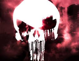 DareDevil season 2 fan poster (re-mix 4)