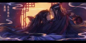Wangxian [HBD, Lan Zhan!]