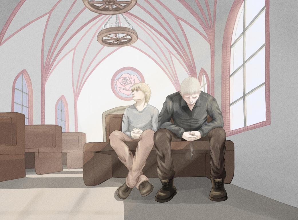 Mark and Mai by Alstar-V