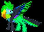 Abdurdly Bright Pony