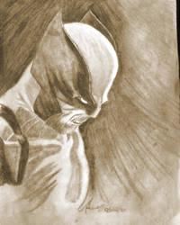 wolverine comics by AdrianZerogo
