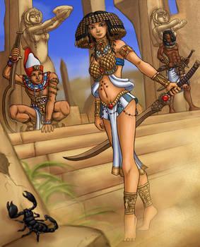 RPG Characters 5 - Dervish Dancers
