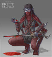 Brin the Heartless by Brett-Neufeld