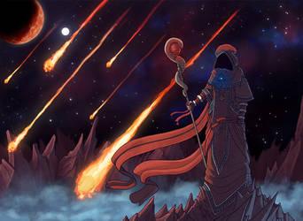 Cosmic Wizard by Brett-Neufeld