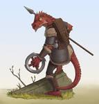 Lizard Adventurer
