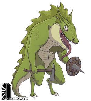 Marblegate - Lizardmen