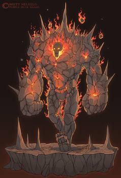 Firestone Golem