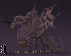 Dark Dragon - MARBLE GATE DUNGEON