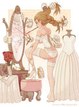Day four - Bridal Lingerie