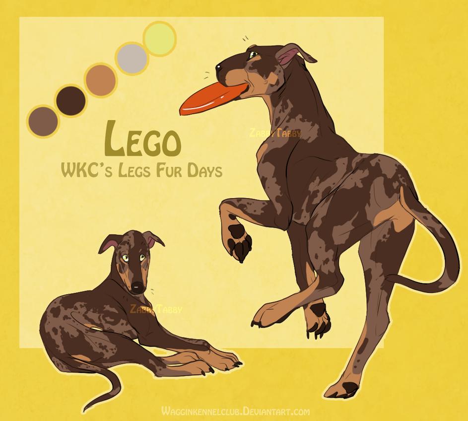 WKC's Lego by WagginKennelClub