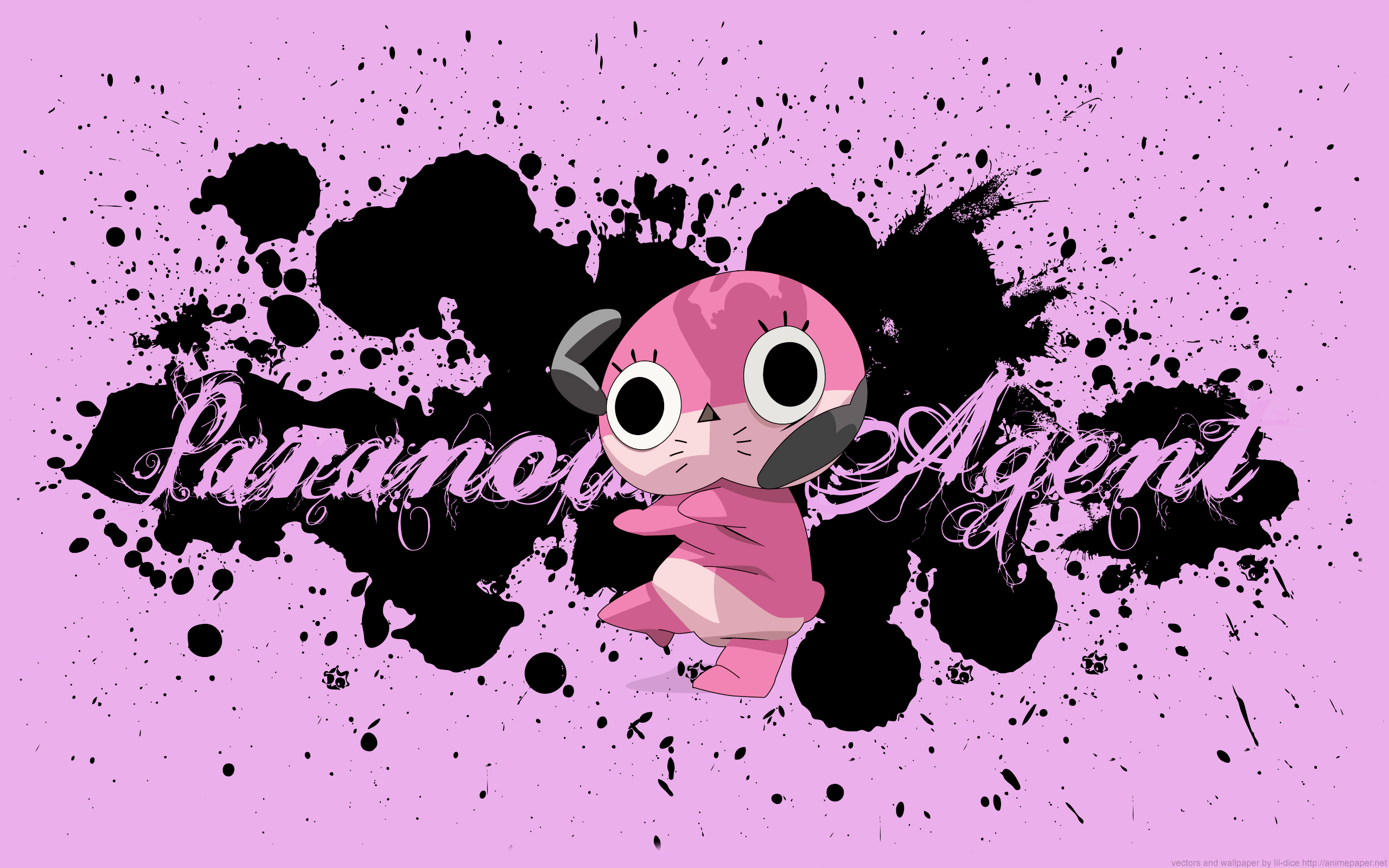 Paranoia Pink by tch