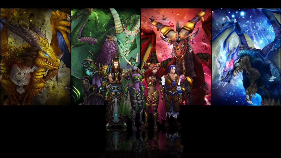 Wallpaper - Aspects by Aryiana-dzyn