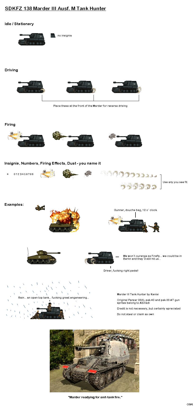 Marder Iii Tank Hunter Marder Iii Tank Hunter by