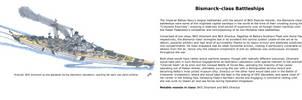 ACW - Bismarck-class Battleships by Kenisi